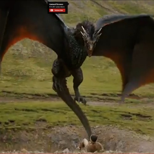 Game of Thrones Season 4: Fire and Ice Foreshadowing (Dragons!)