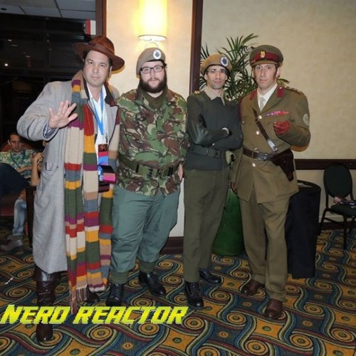 Gallifrey One 2014: Cosplay gallery