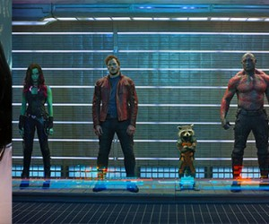 Guardians of the Galaxy Bioshock