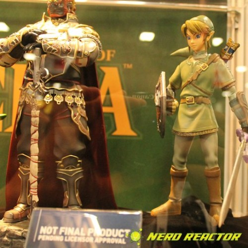 Dark Horse Comics releasing The Legend of Zelda: Twilight Princess statues this July