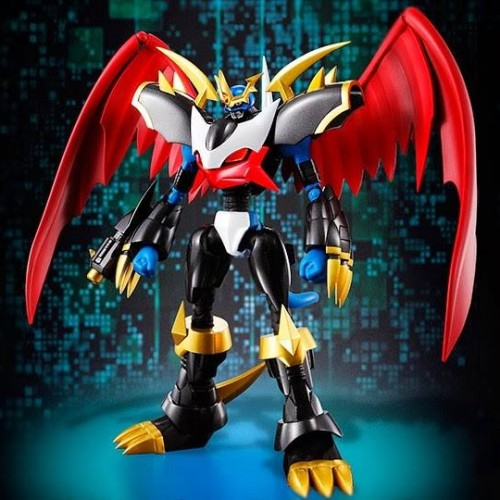 Bluefin Tamashii Nations to release Digimon's Imperialdramon S.H. Figuarts figure in August