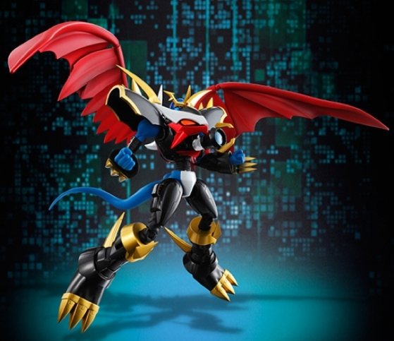 Bluefin Tamashii Nations to release Digimon's ...