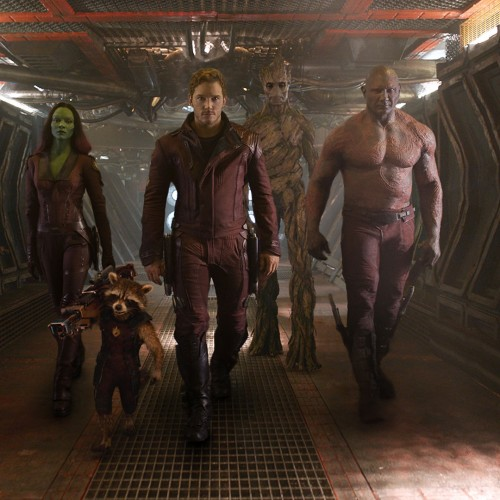 The teaser trailer for Guardians of the Galaxy finally lands on Earth