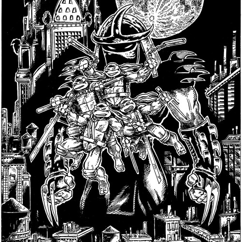 TMNT co-creators Eastman and Laird to team up again on the Turtles after 20 years
