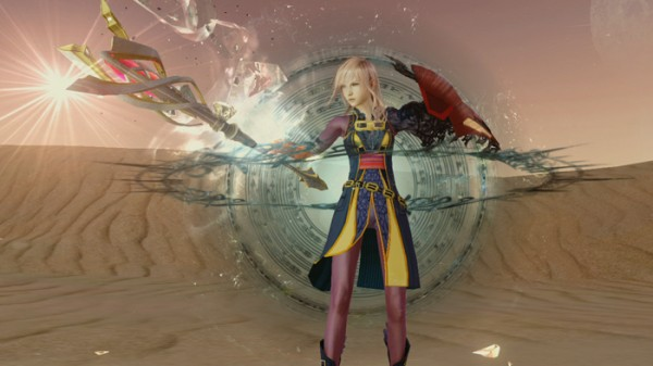Lightning Returns Final Fantasy XIII Battle 61