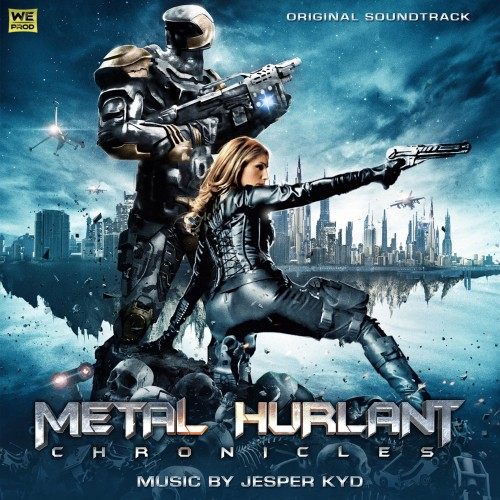 Composer Jesper Kyd's Metal Hurlant Chronicles OST available February 25