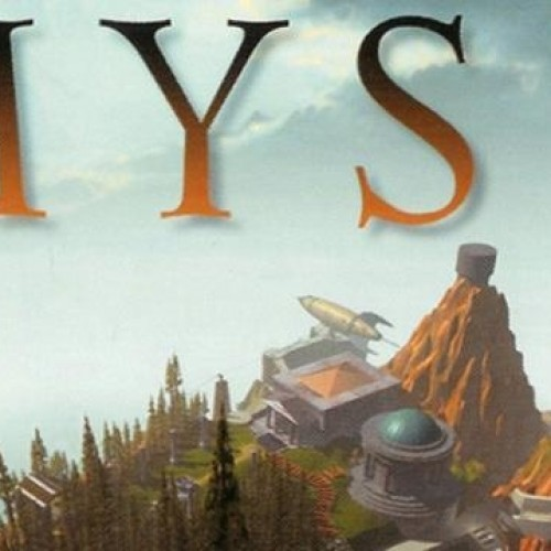 A MYST linking book now exists in our own 'age'