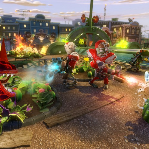 Plants vs. Zombies: Garden Warfare (Xbox One review)