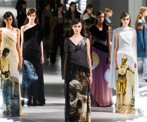 rodarte fashion week star wars dresses
