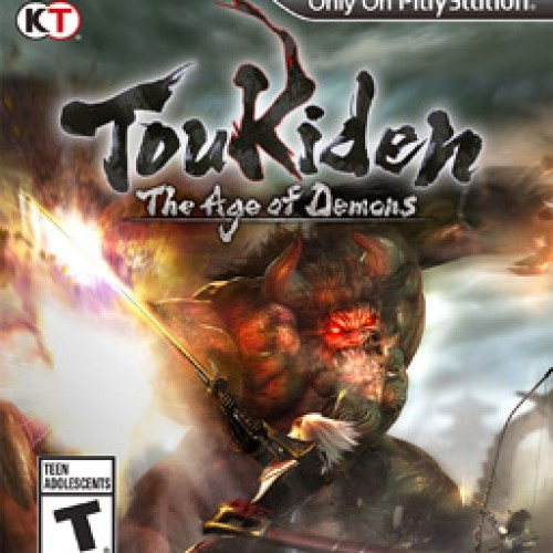 Toukiden: The Age of Demons (PS Vita review)