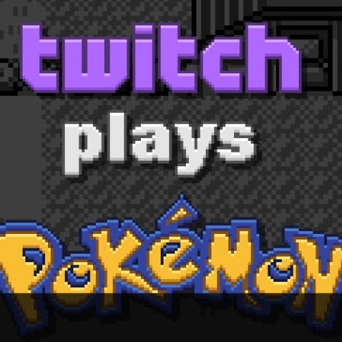 Twitch plays Pokemon is absolutely genius