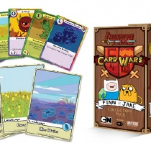 Adventure Time Card Game coming soon