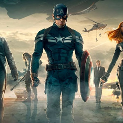 Critics are already saying Captain America: The Winter Soldier is the best Marvel movie yet