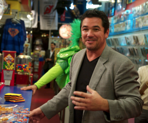 comic book men superman dean cain