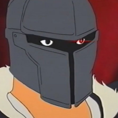 This is how a '80s cartoon of Dark Souls 2 should look