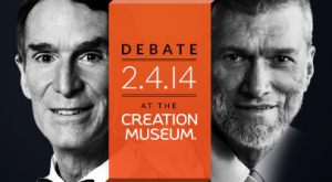 bill nye debates with ken ham on evolution