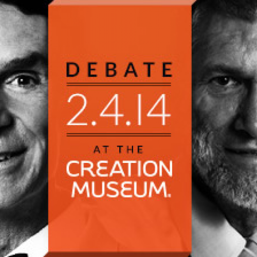 Today: Bill Nye debates origins of mankind with Ken Ham at 7pm ET