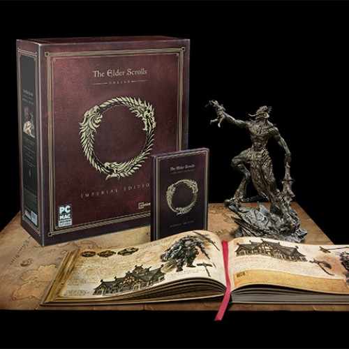 The Elder Scrolls Online: Collector's Edition bonuses revealed