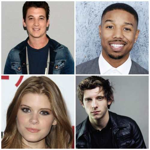 'Fantastic Four' reboot has been cast!