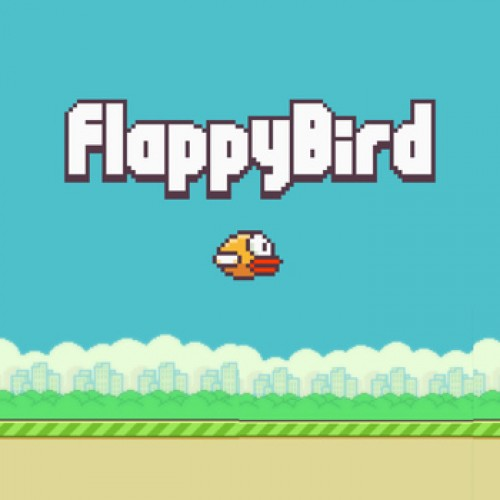 Great cheat for how to easily beat Flappy Bird