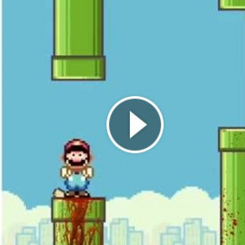 How Flappy Bird should have ended