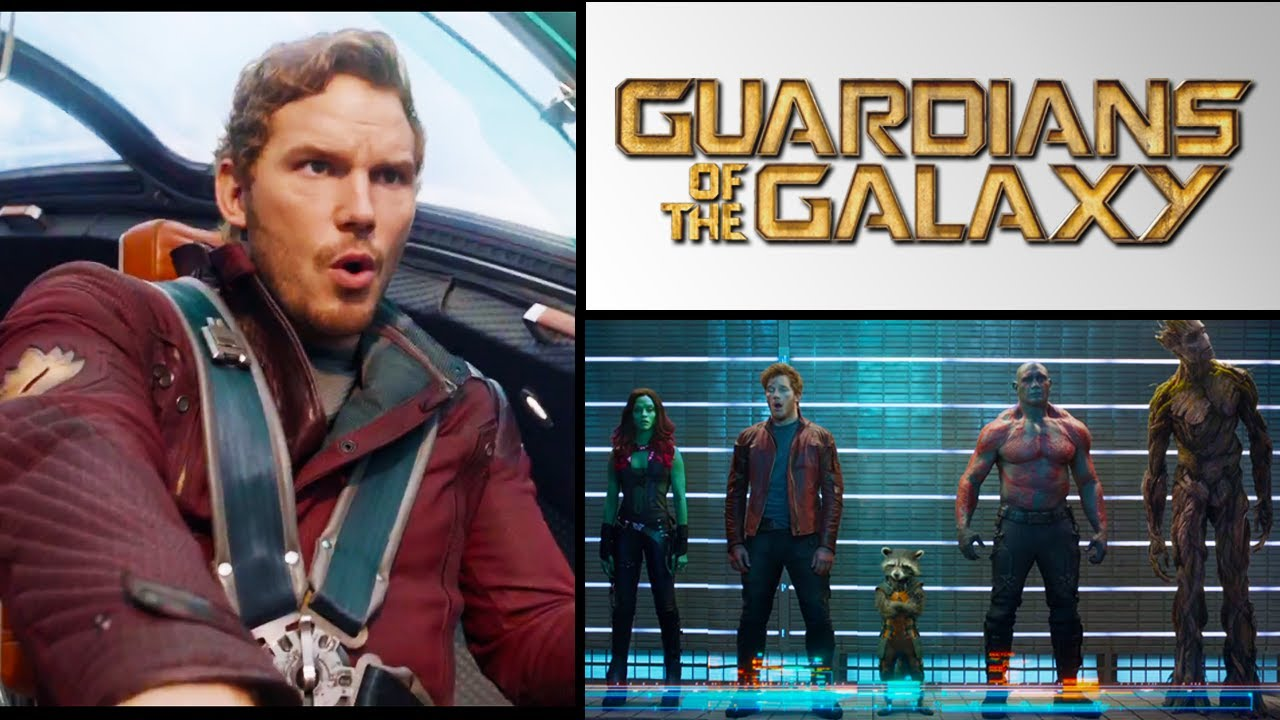 Guardians Of The Galaxy Gets A Parks And Recreation Intro