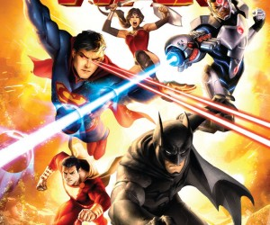 justice league war_Key Art