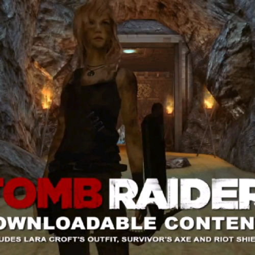 Final Fantasy XIII: Lightning Returns has a Tomb Raider outfit