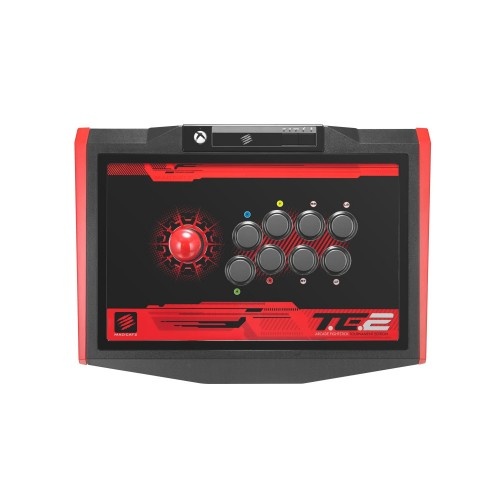 Mad Catz's Arcade FightStick Tournament Edition 2 for Xbox One coming in April
