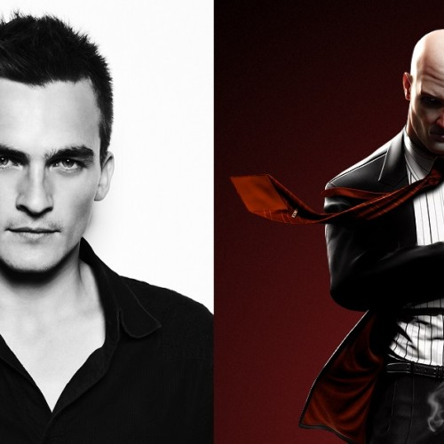 Agent 47 is ready to film with Rupert Friend as the assassin himself
