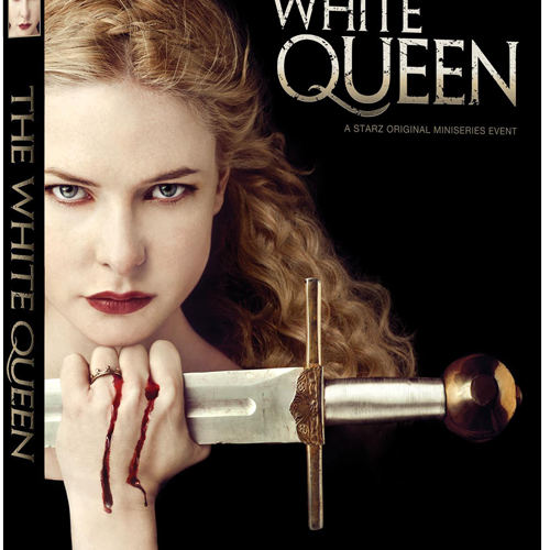 Contest: The White Queen DVD Giveaway