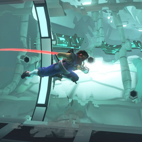 New Strider game releasing February 18th