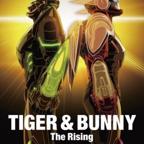 Tiger & Bunny the Movie: The Rising playing in select theaters in March
