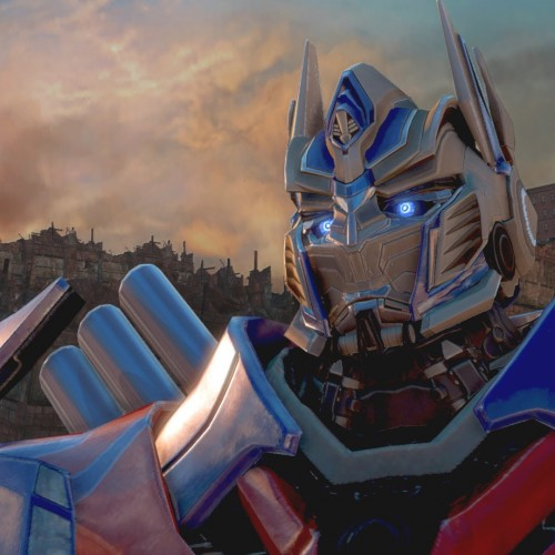 Transformers: Rise of the Dark Spark game will unite the Cyberton game series and Michael Bay's universe