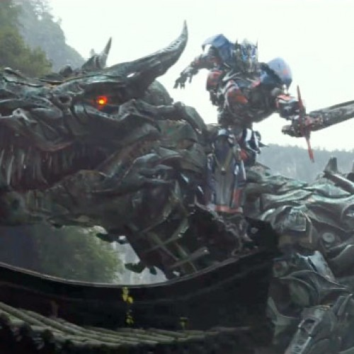 Will Grimlock speak Mandarin in Transformers: Age of Extinction?
