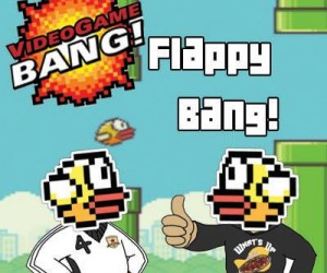 videogame bang flappy bird