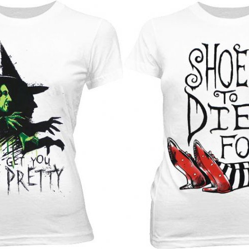 Contest: The Wizard of Oz T-shirt Giveaway