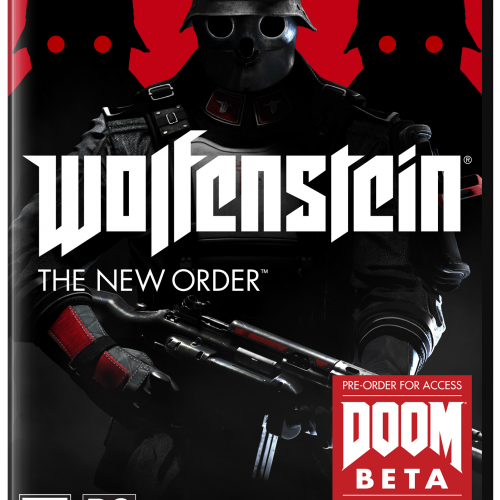 Wolfenstein: New Order coming May 20th