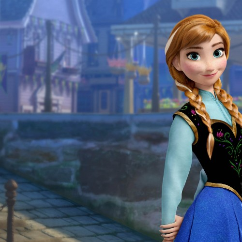 Why I like Anna more than Elsa (Frozen)