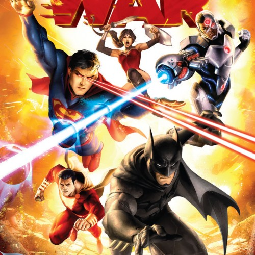 Justice League: War Blu-ray review
