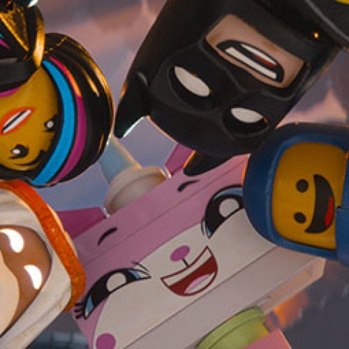 The Lego Movie official blooper reel is beyond hilarious