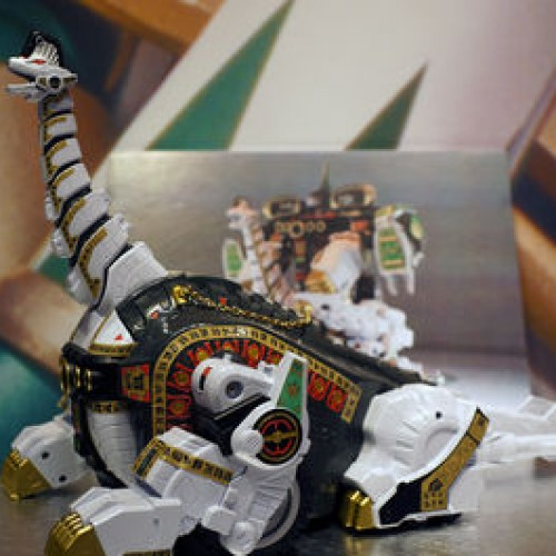 Bandai America to release a Limited Edition diecast Titanus