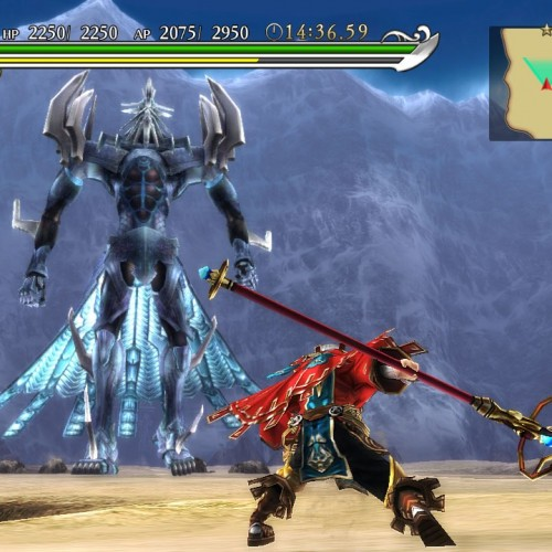 Ragnarok Odyssey Ace releases in North America April 1st, no joke