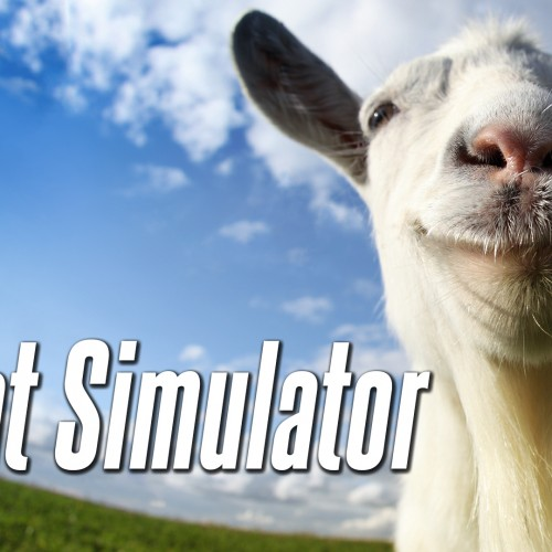 Goat Simulator could be the best game of 2014!