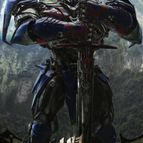 Transformers: Age of Extinction trailer will rip your face off