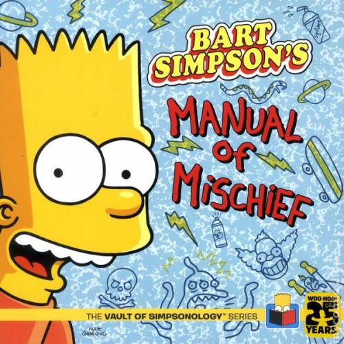 Manual of Mischief review: Bart Simpson's guide to pranks and gags