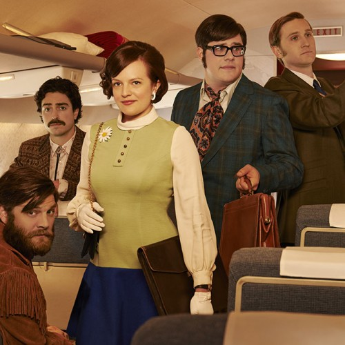 Three new images for Mad Men Season 7