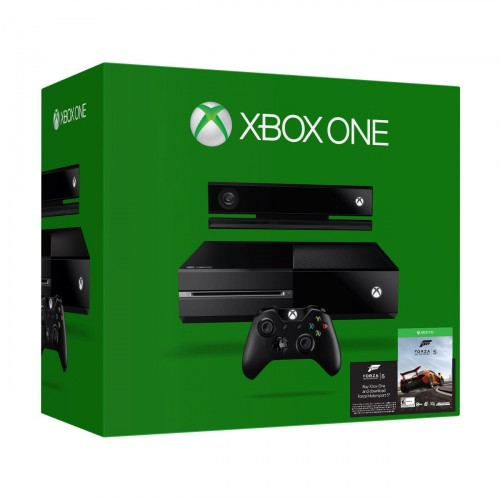 *Update* Amazon is selling the Xbox One Console with Forza 5 For $400