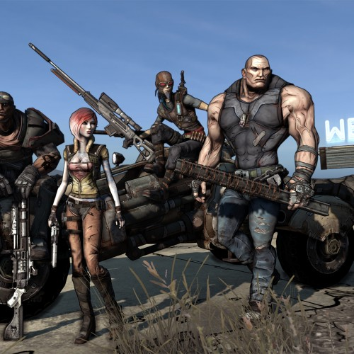 Paul W.S. Anderson to direct Borderlands movie starring The Rock and Milla Jovovich