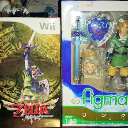 Contest – The Legend of Zelda: Skyward Sword Link Figma Giveaway